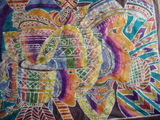 West African Batiks